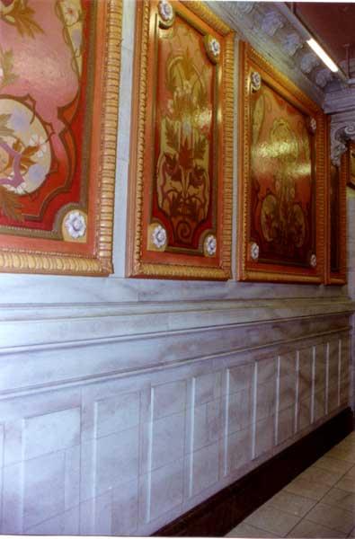 Décors Peinture Murale Pour Hall D Entrée D Immeuble